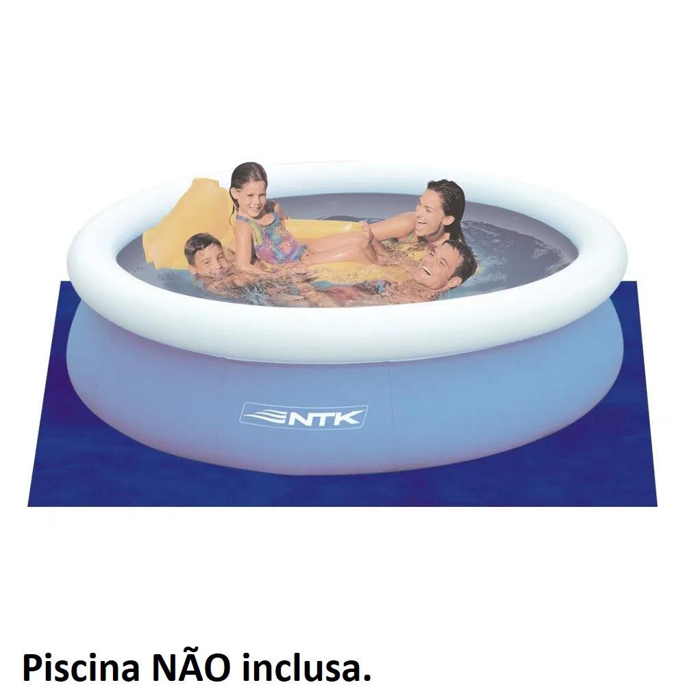 Forro Para Piscina Master 4600 Litros Nautika