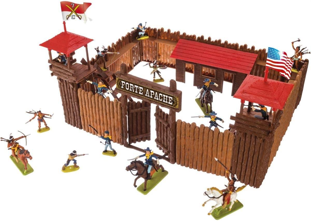 Forte Apache Batalha De Luxo 0062 Gulliver