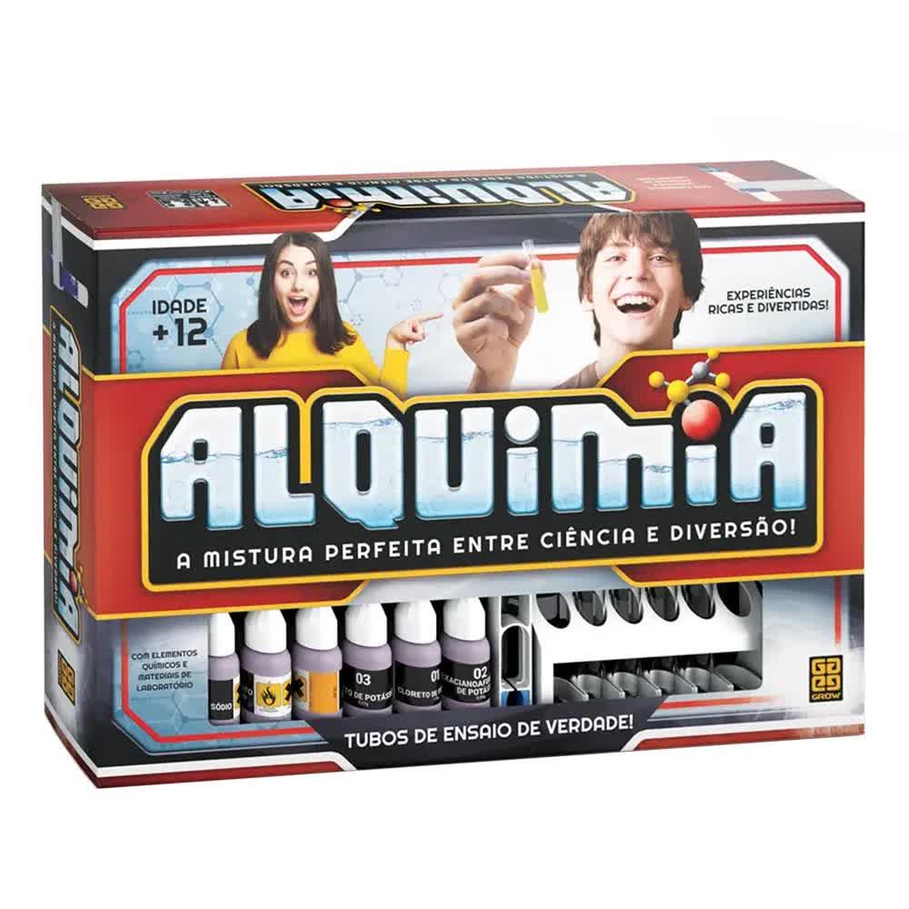 Jogo Alquimia 02396 Grow