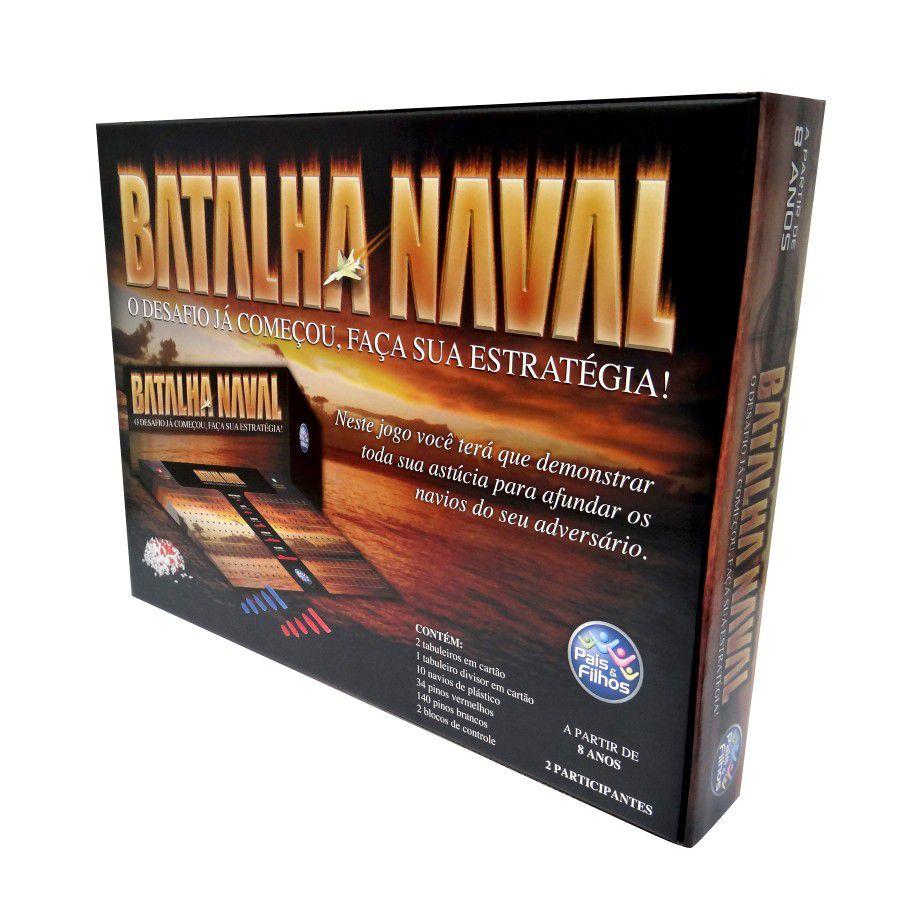 Jogo Batalha Naval 1079 Pais E Filhos