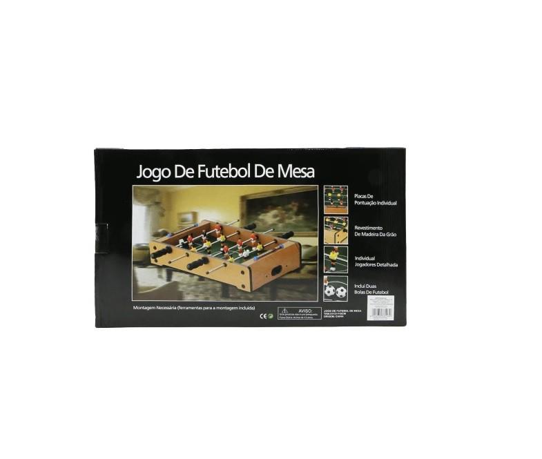 Jogo De Futebol De Mesa Pebolim ZJFQ0001 Brilho De Diamante