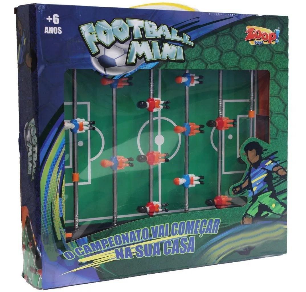 Jogo De Futebol Mini Pebolim ZP00606 Zoop Toys