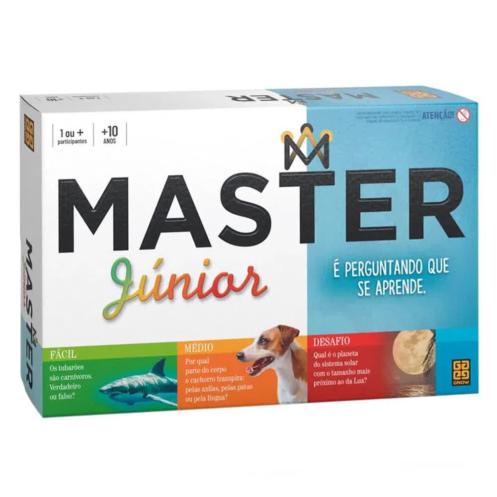 Jogo Master Júnior 03748 Grow