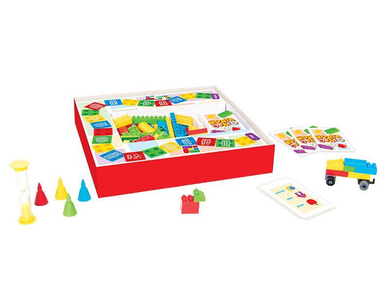 Jogo Monta Já Com Peças Tand 2600 Toyster