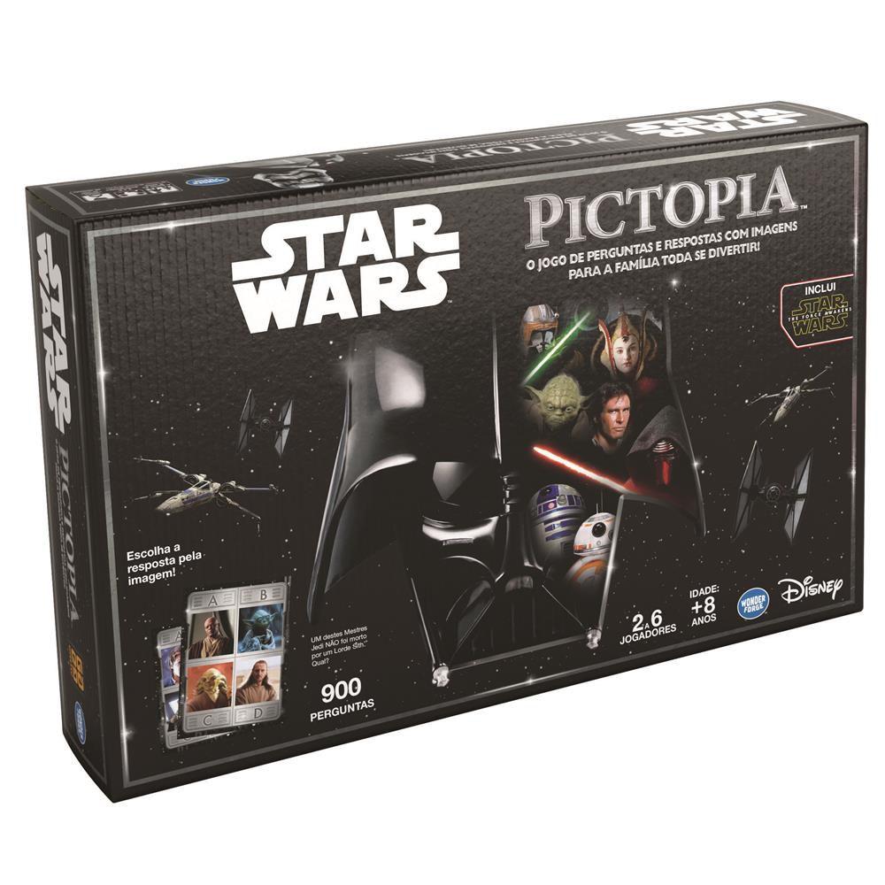 Jogo Pictopia Star Wars 03349 Grow