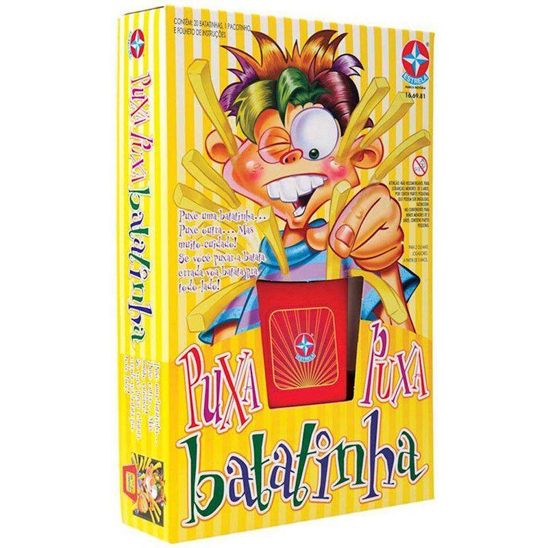 Jogo Puxa Puxa Batatinha 1201609200037  Estrela
