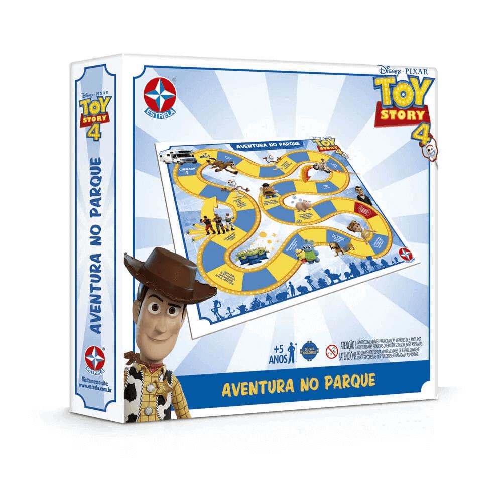 Jogo Toy Story 4 Aventuras No Parque Estrela