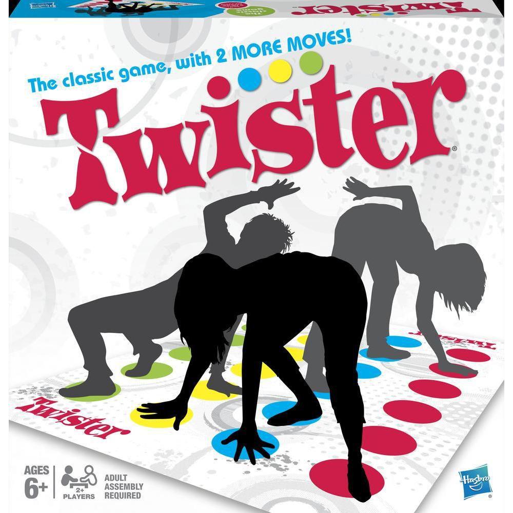 Jogo Twister 98831 Hasbro