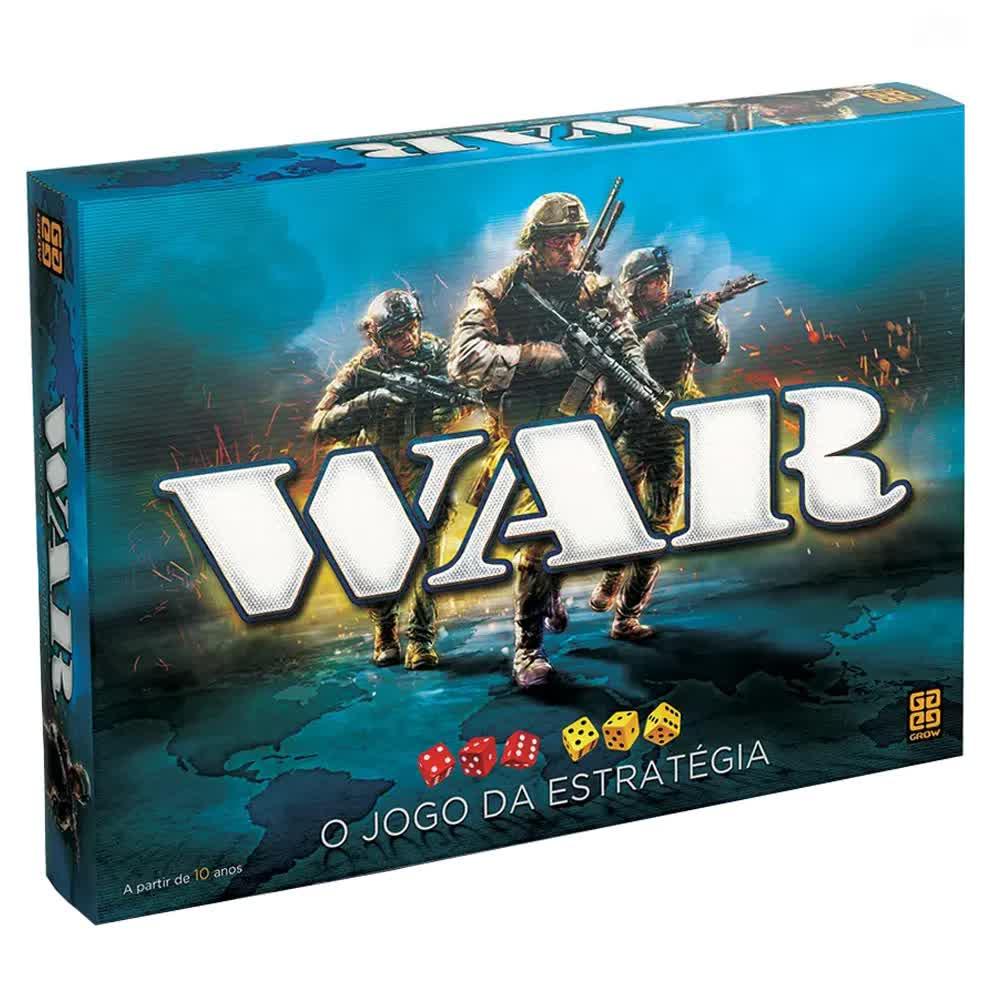Jogo War O Jogo Da Estratégia 02000 Grow