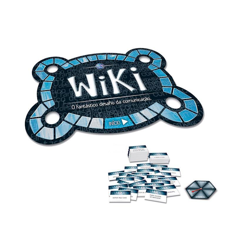 Jogo Wiki Pais E Filhos