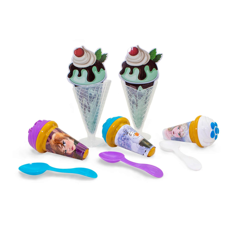 Kit Sorvete Frozen 2 Disney Toyng