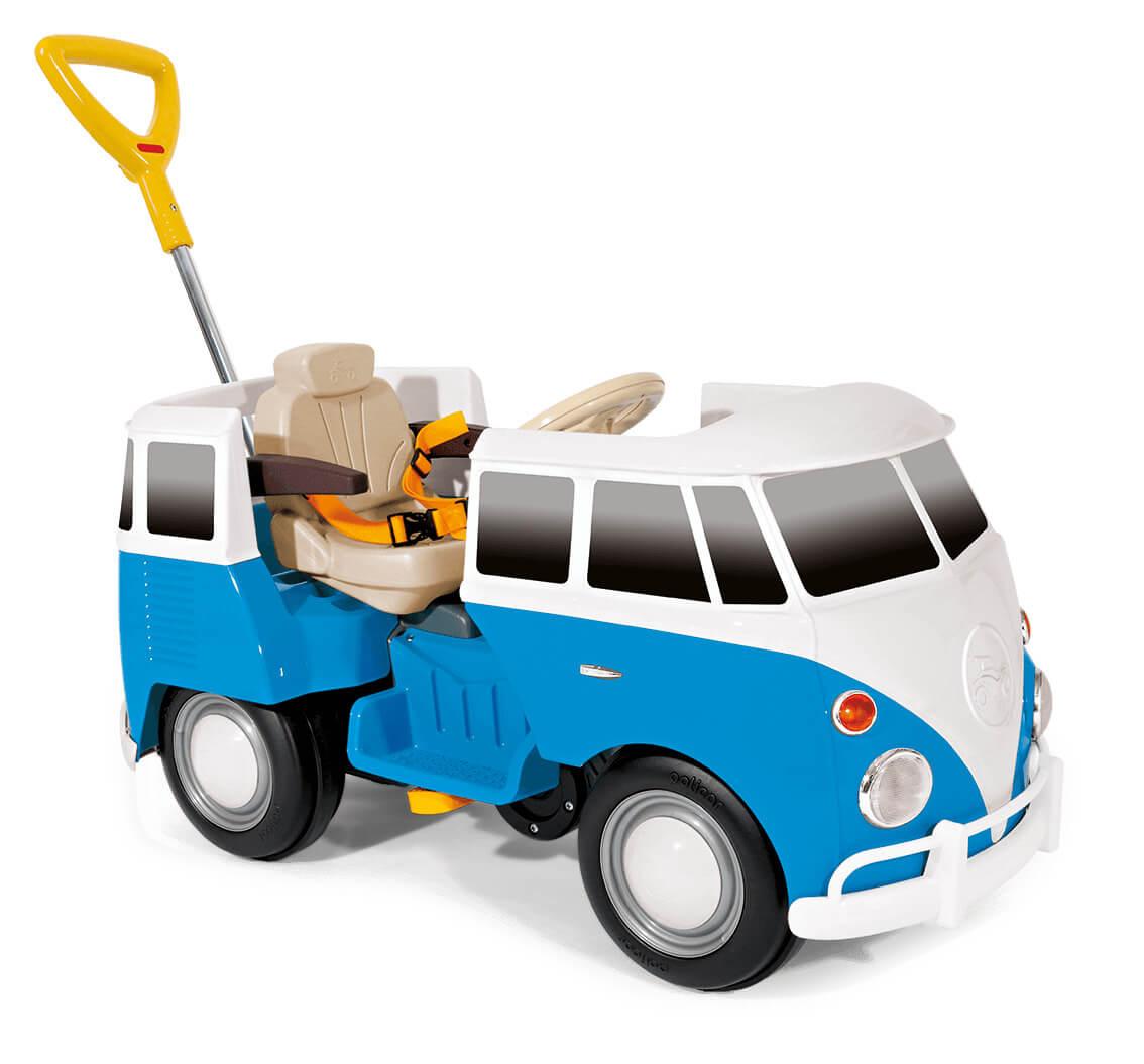 Kombus Passeio E Pedal Azul 7829 Poliplac
