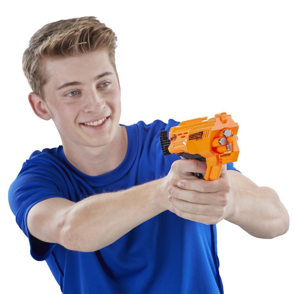 Lançador Nerf N-Strike Elite Quadrant E0013 Hasbro
