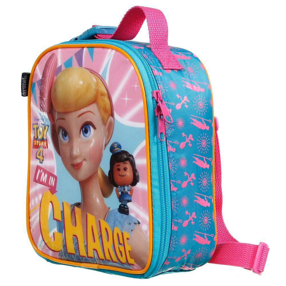 Lancheira Com Porta Lanche E Garrafa Toy Story Dermiwil