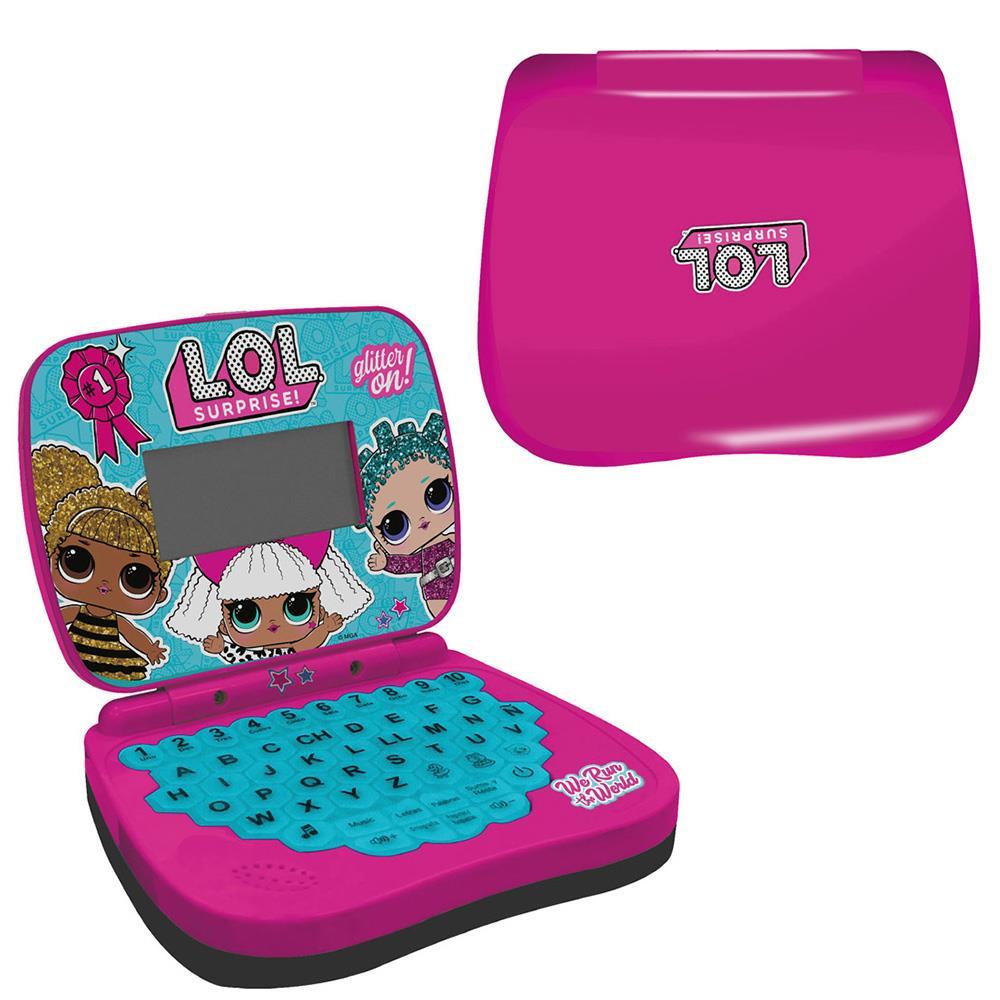 Laptop Infantil Lol Surprise Bilingue 9815 Candide