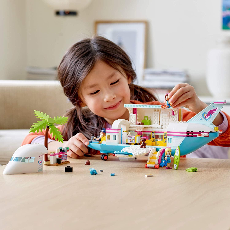 Lego Friends Avião De Heartlake City 574 Peças 41429