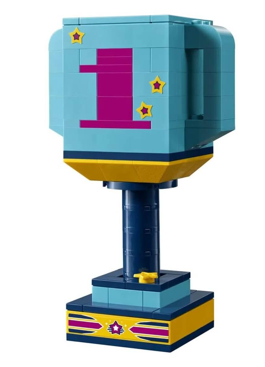 Lego Friends Caixa Da Amizade 563 Peças 41346