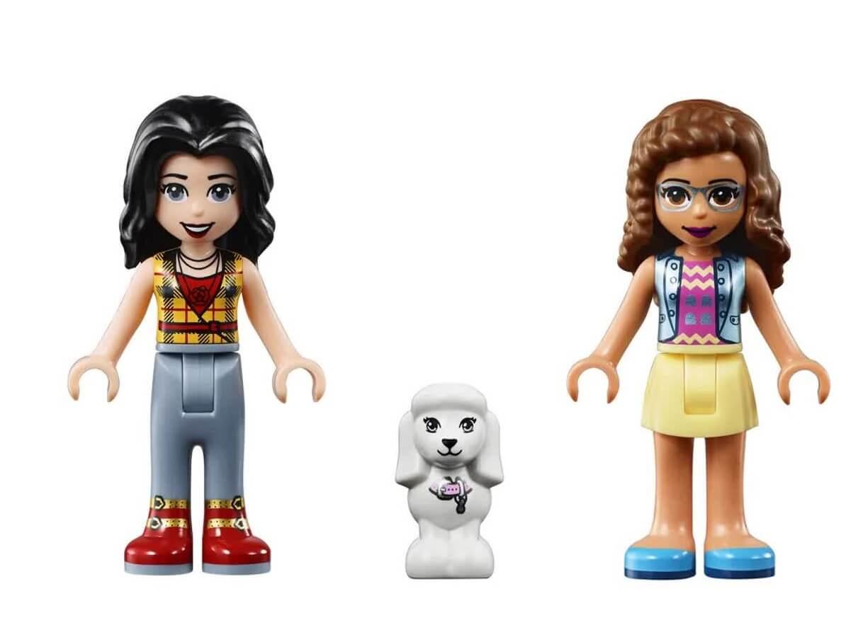 Lego Friends Caixa De Coração Da Amizade 199 Peças 41359