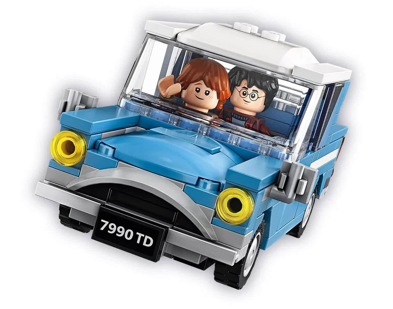 Lego Harry Potter 4 Privet Drive Rua Dos Alfeneiros 4 75968