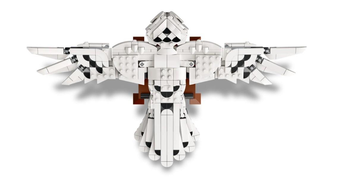 Lego Harry Potter Hedwig 630 Peças 75979