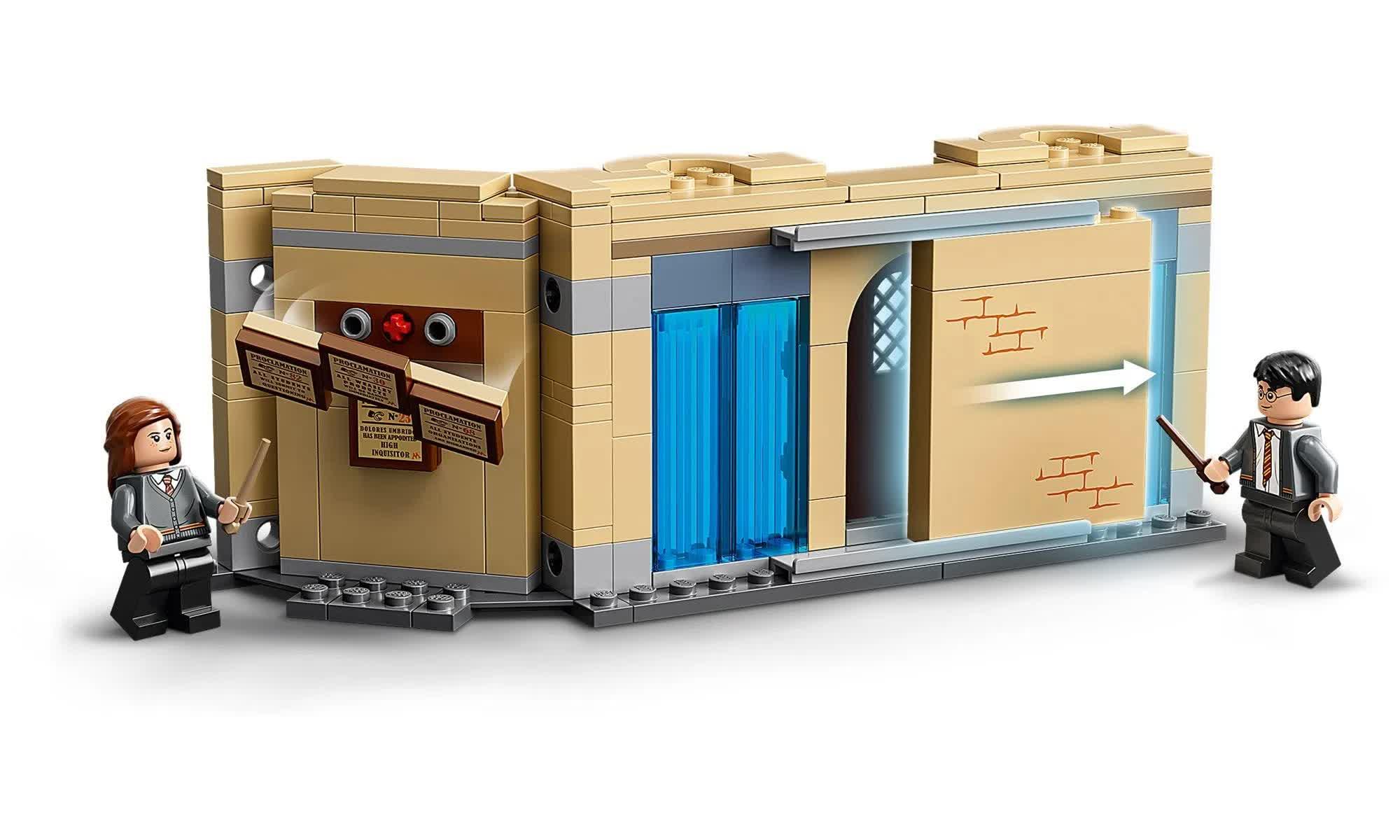 Lego Harry Potter Sala Precisa De Hogwarts 193 Peças 75966