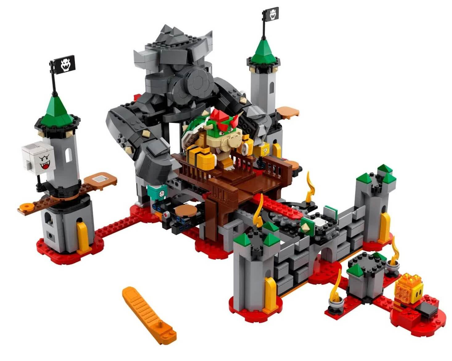 Lego Mario Batalha No Castelo Do Bowse Pacote De Expansão 71369