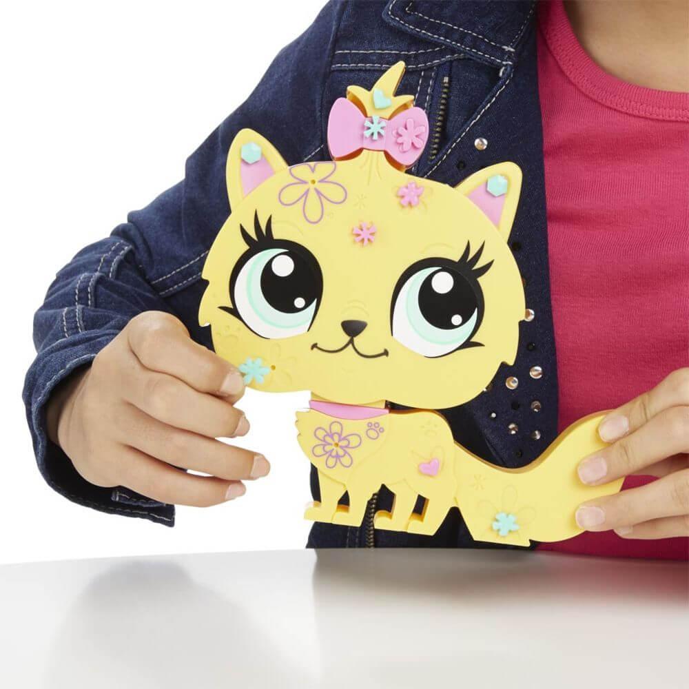 Littlest PetShop Kit Decoração Pet B0096 Hasbro