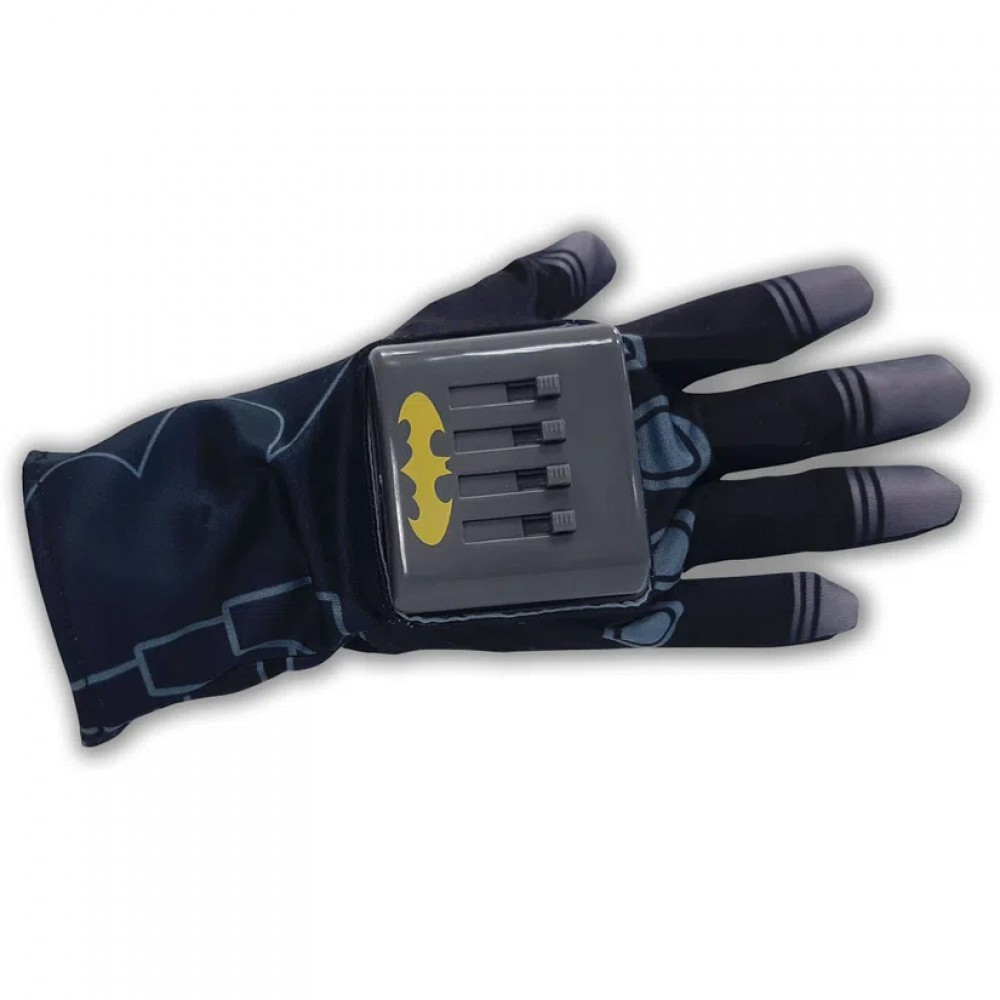 Luva Lançadora De Dardos Batman F00238 Fun