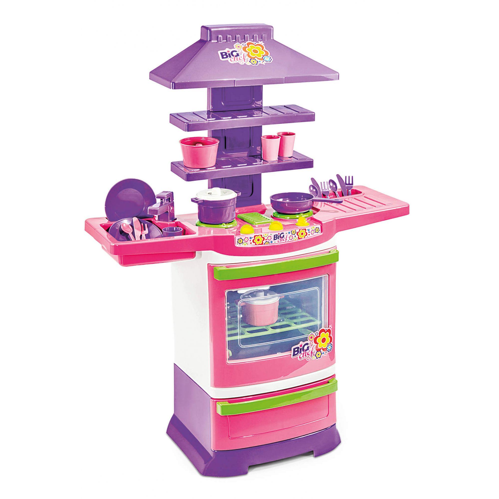 Master Fogão Big Chef 5566 Poliplac