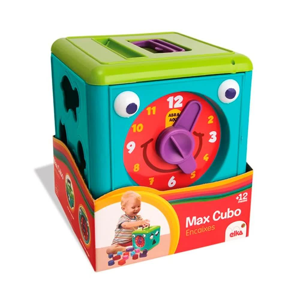 Max Cubo De Encaixes Elka