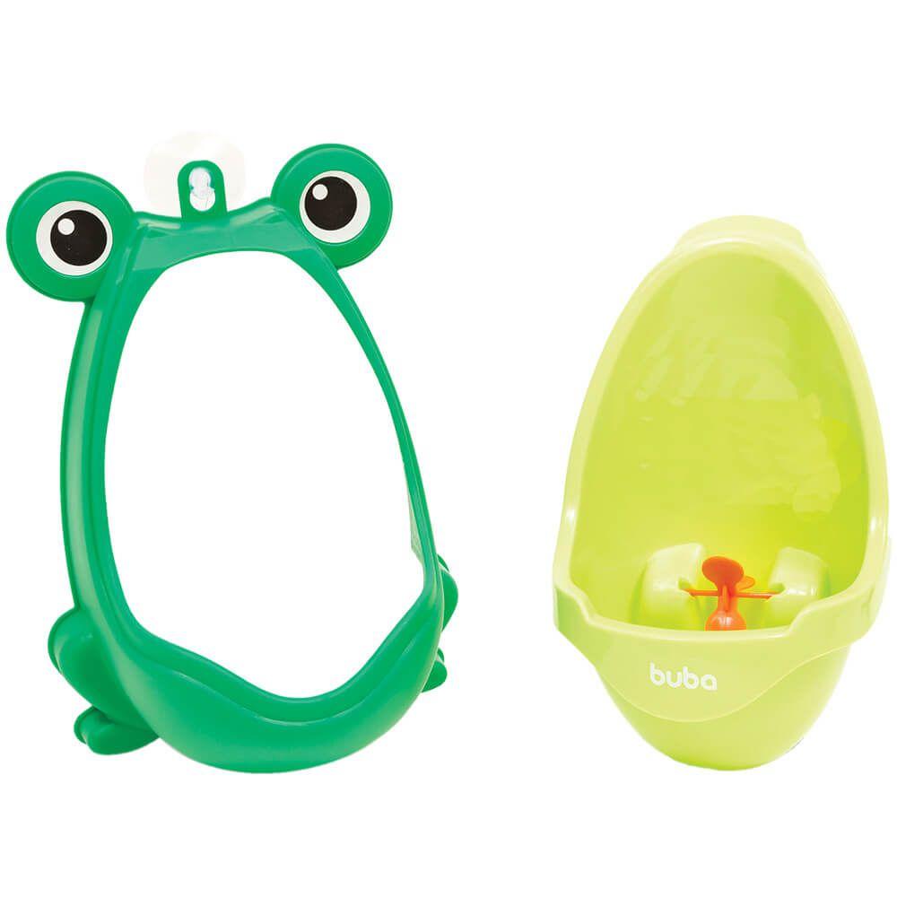 Mictório Infantil Sapinho Verde 7274 Buba