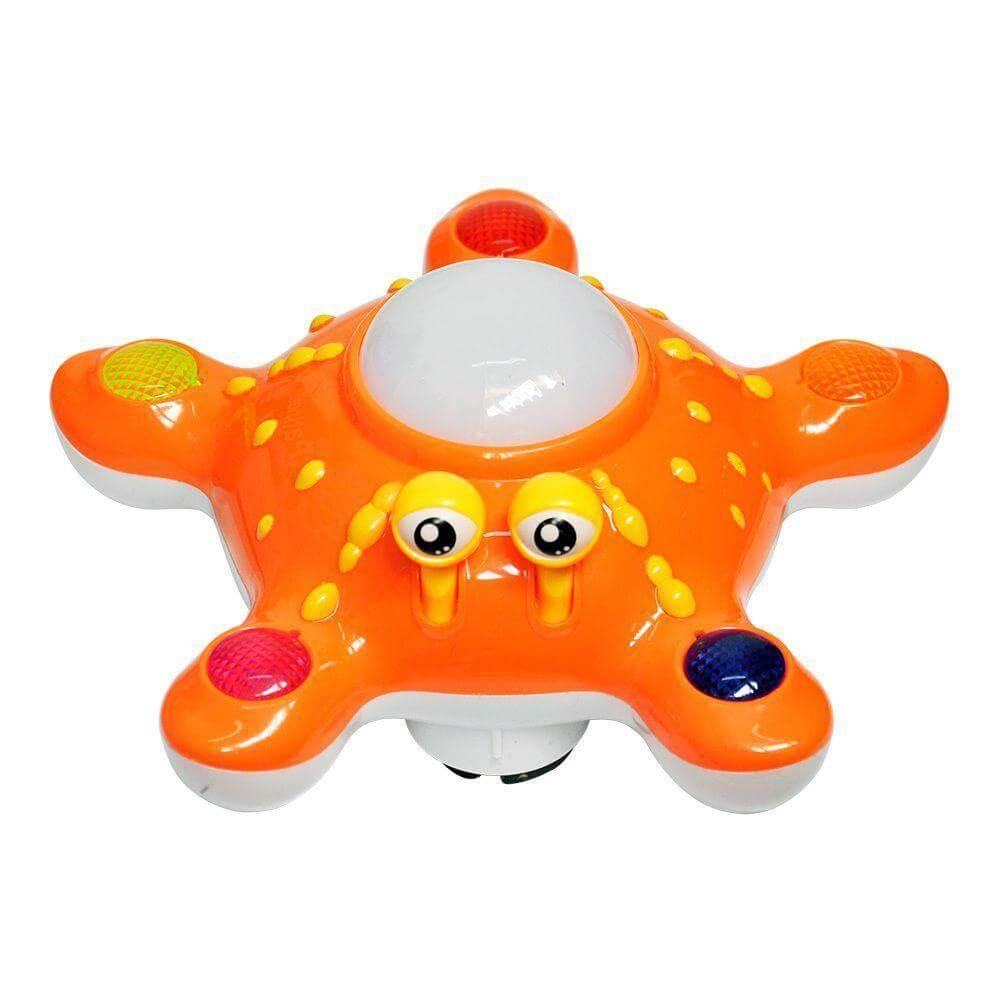 Mini Estrela Do Mar Bate e Volta 3D ZP00223 Zoop Toys