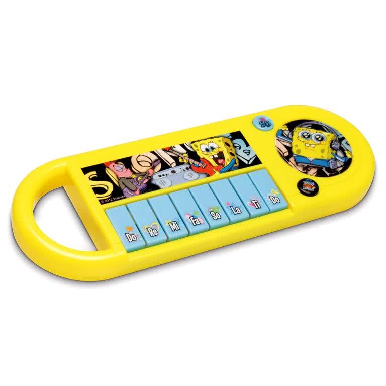 Minipiano Infantil Bob Esponja  3176 Dtc