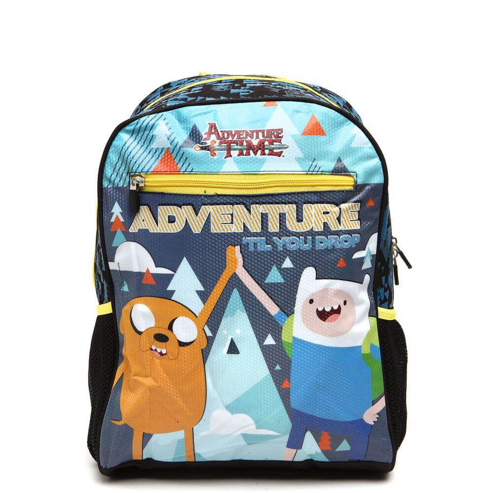 Mochila De Costas Adventure Time G 11127 Dmw