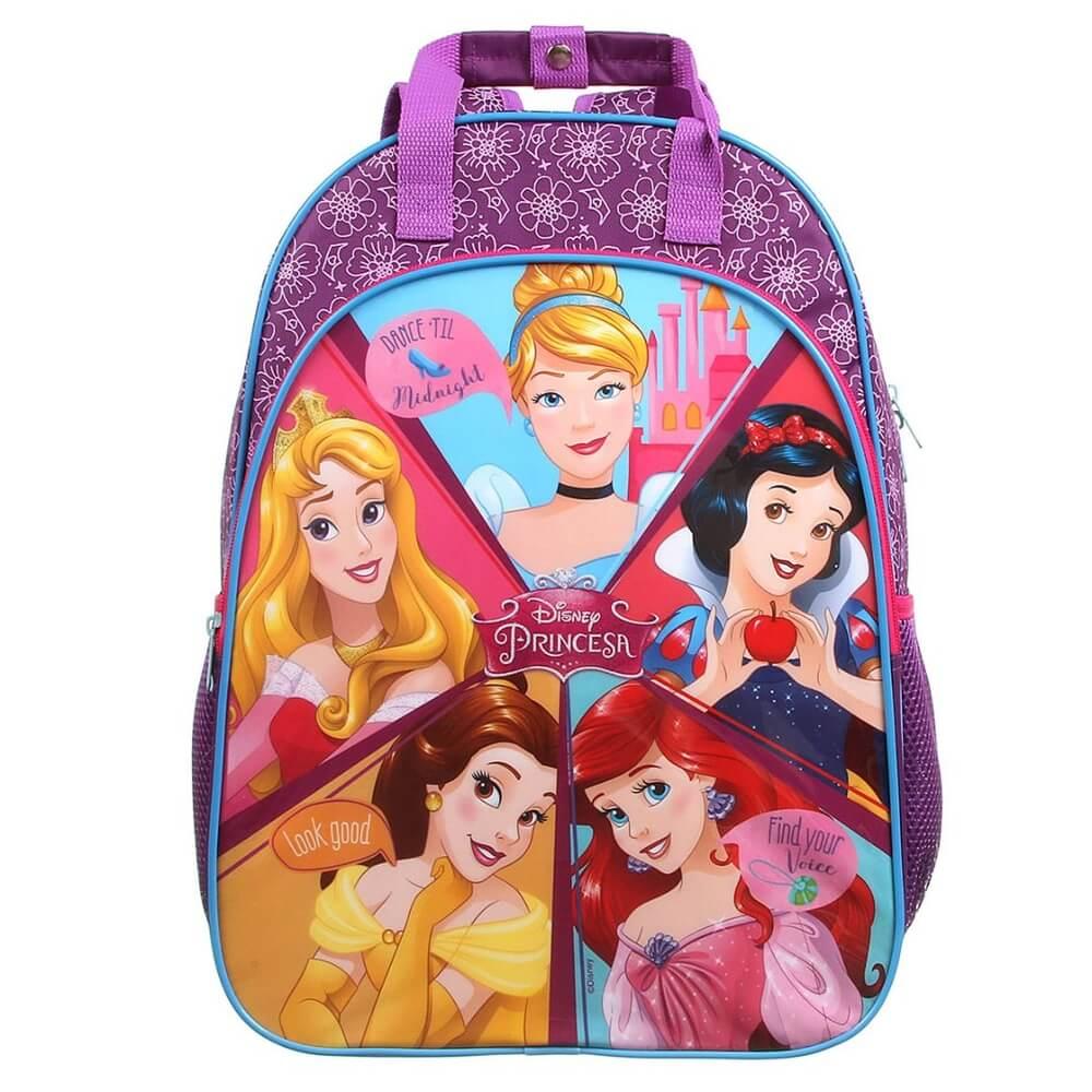 Mochila De Costas Princesas Disney G 37500 Dermiwil