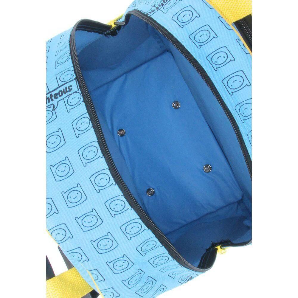 Mochila Escolar Com Rodinhas Adventure Time G 11454 Dmw