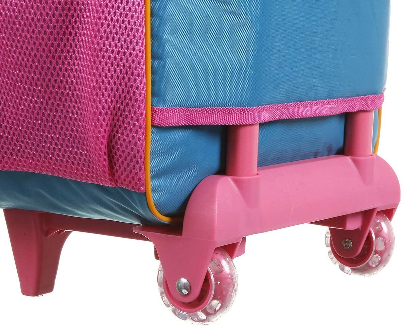 Mochila Escolar Com Rodinhas G Toy Story 4 37551 Dermiwil