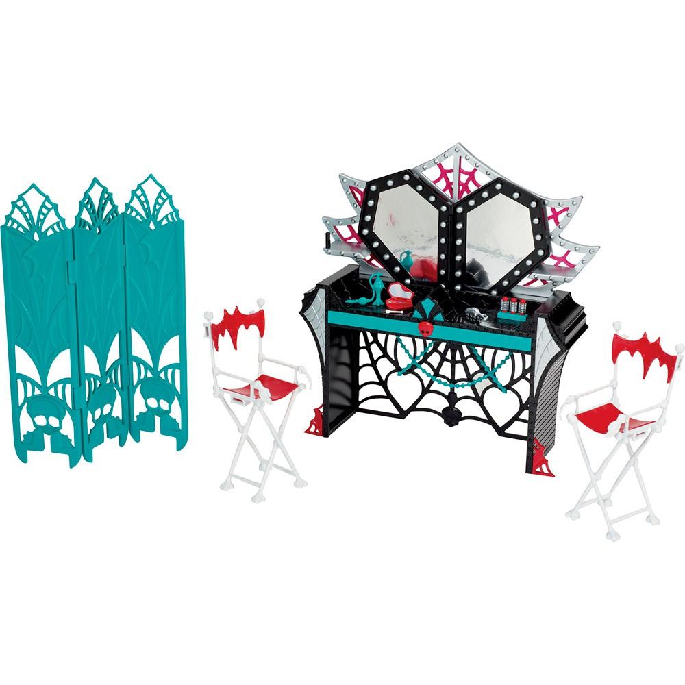 Monster High Acessórios Camarim BDD89 Mattel