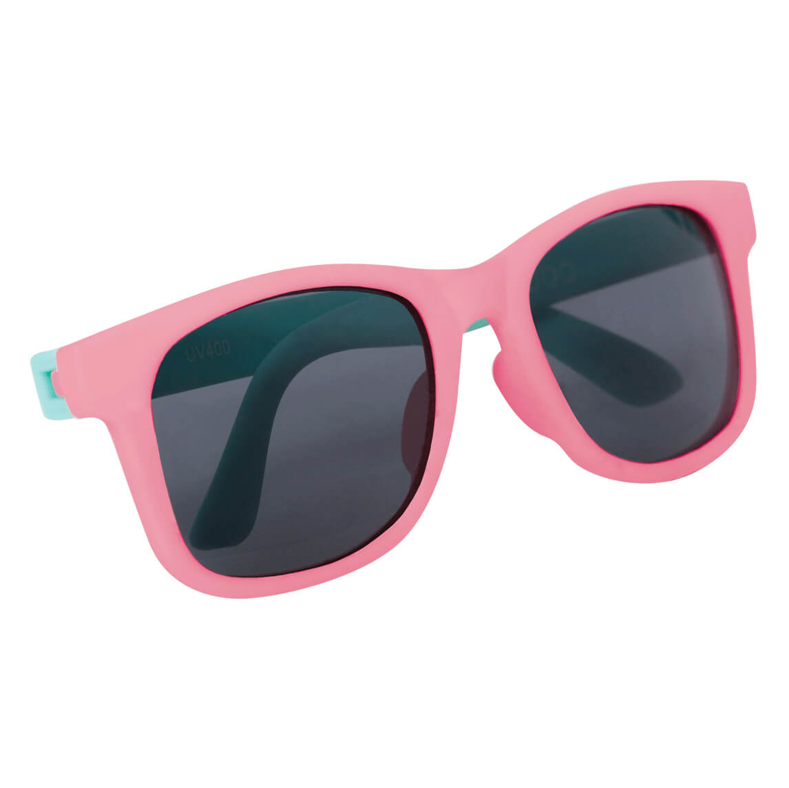 Óculos De Sol Flexível Pink Color 11748 Buba