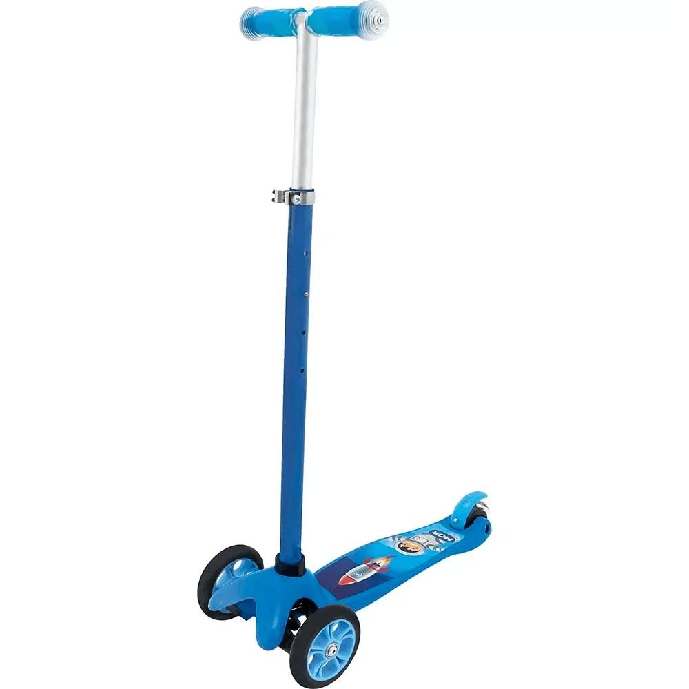 Patinete 3 Rodas Inftanto Juvenil Azul 40600312 Mor