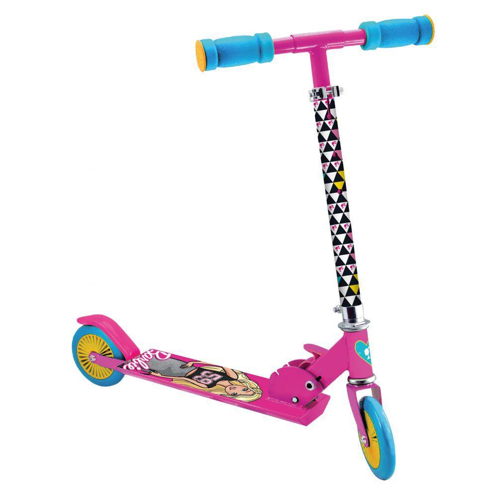 Patinete Fabuloso Barbie 8931 Fun