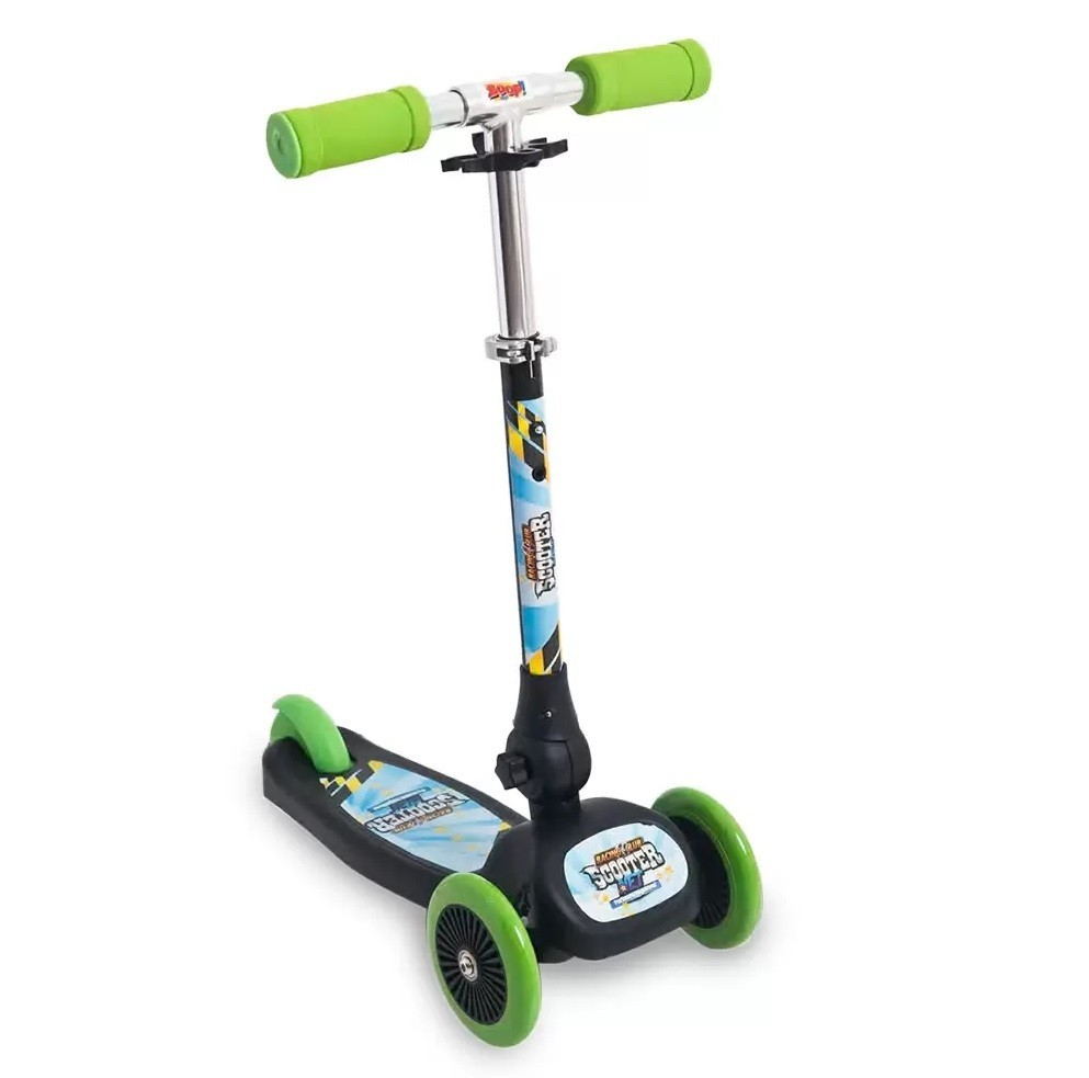 Patinete Regulável Scooter Mini Rancing Club ZP00104 Zoop Toys