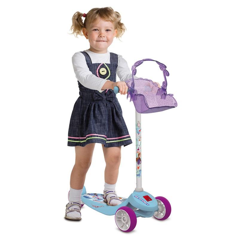 Patinete Skatenet Kid Frozen II 3096 Bandeirante