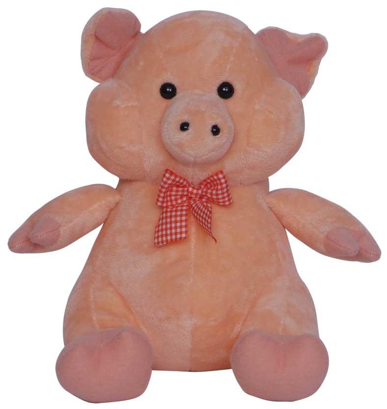 Pelúcia Porco Tommy  Lovely Toys