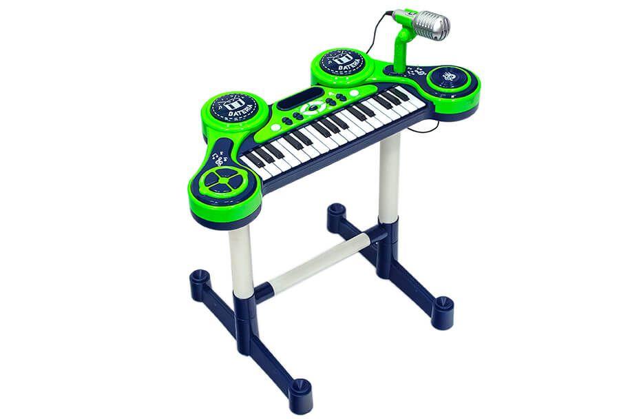 Piano Eletrônico O Primeiro Grande Show Masculino Unik