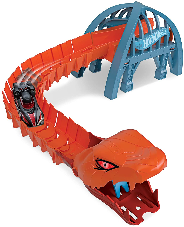 Pista Hot Wheels City Nemesis FNB05 Mattel