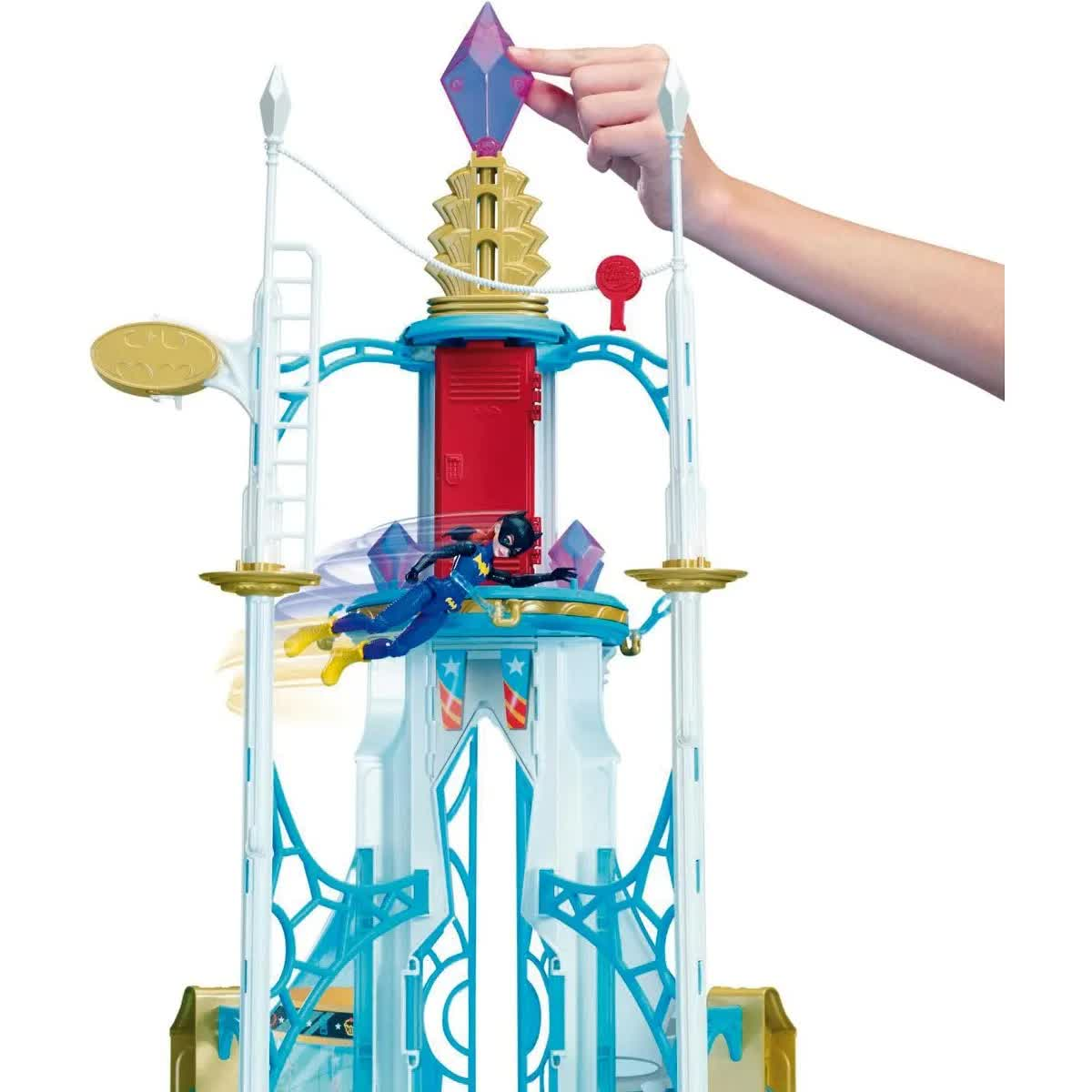 Playset Escola Super Hero High DMR13 Mattel