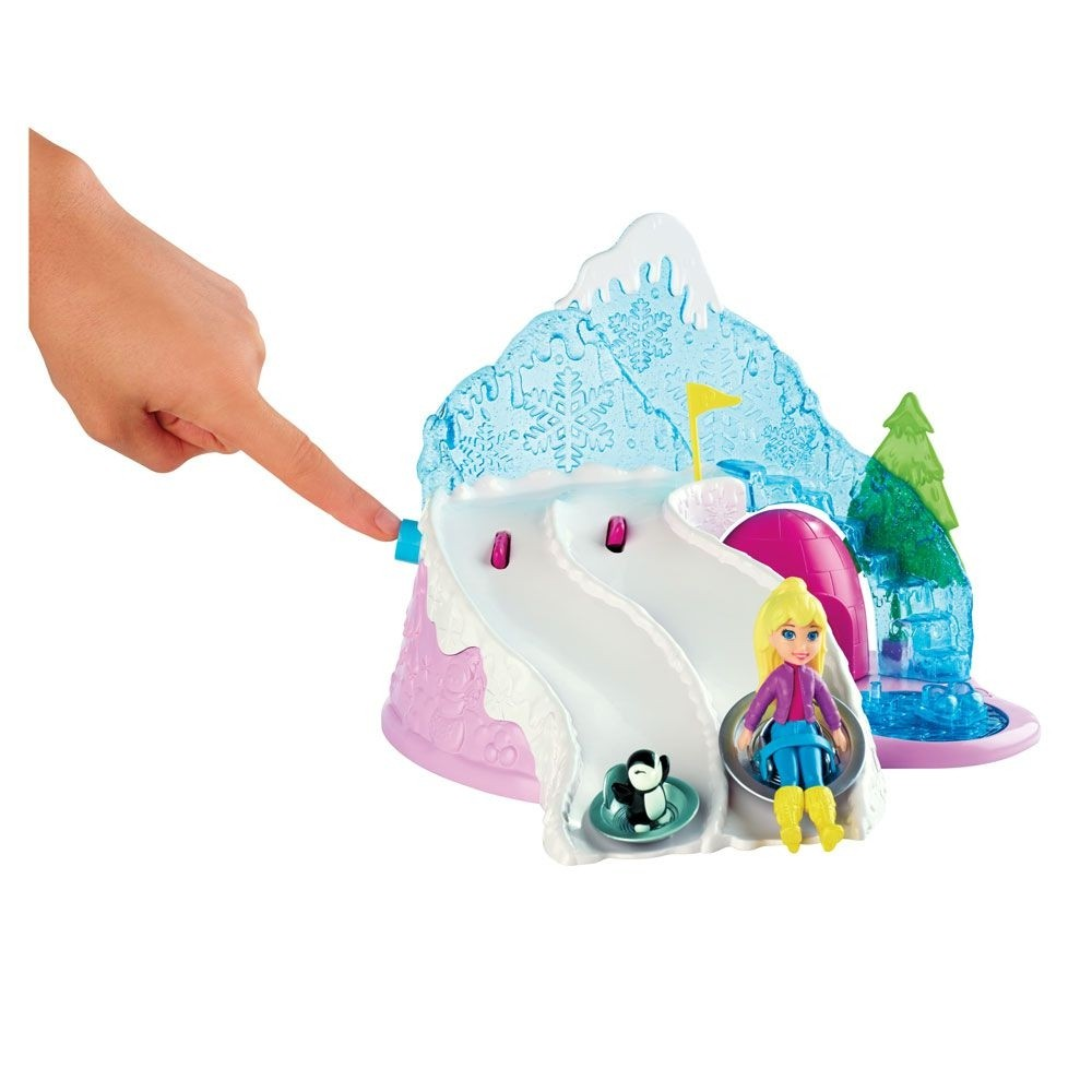 Polly Pocket Absolutamente Ártico CFM22 Mattel