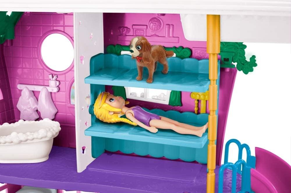 Polly Pocket Casa Do Lago GHY65 Mattel