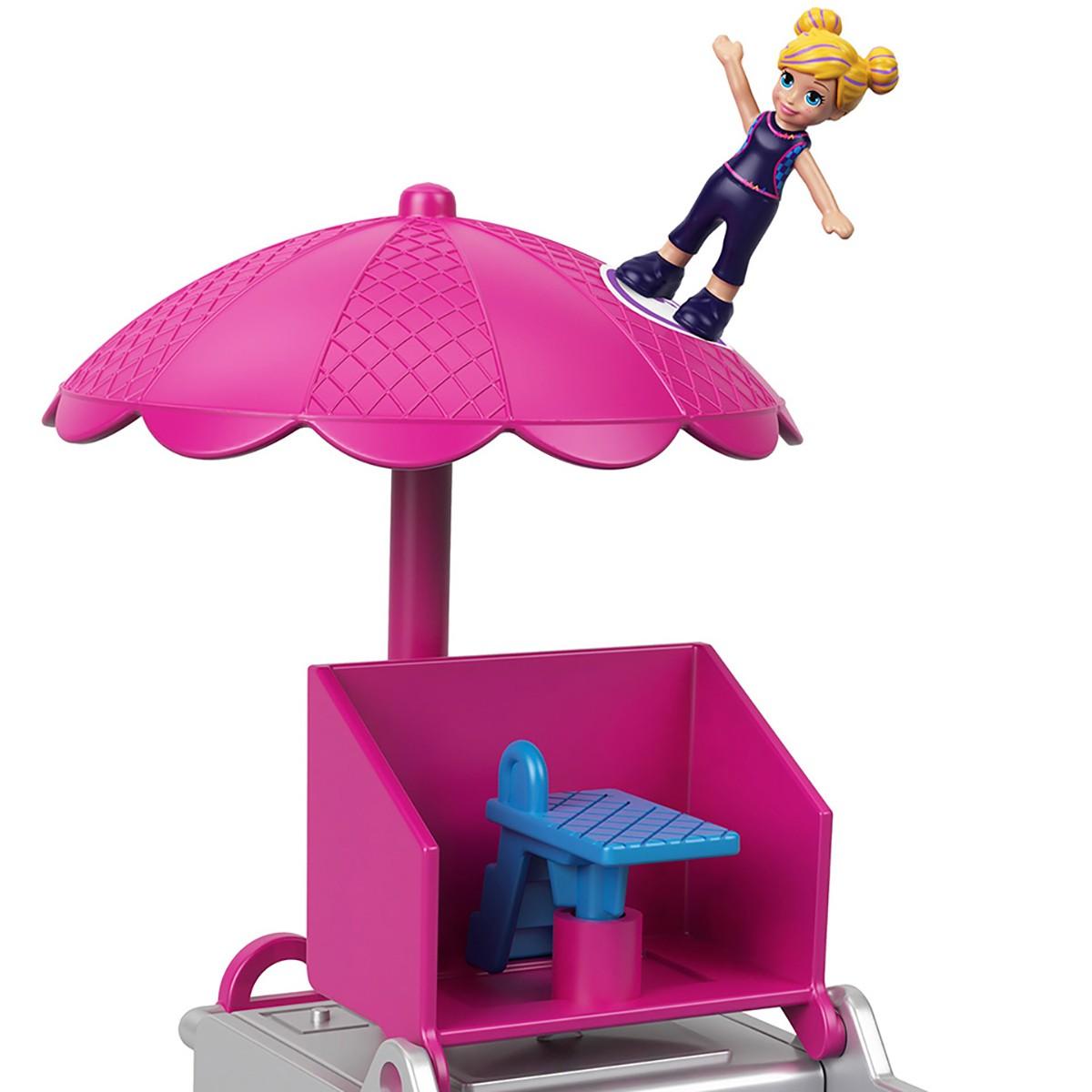 Polly Pocket Piscina Surpresa GFK51 Mattel